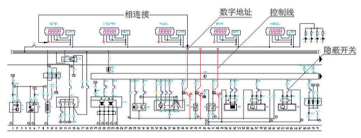 汽车发动机电控系统故障模拟实验台的设计分析